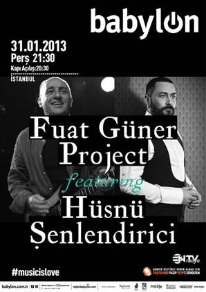 Fuat Güner Project featuring Hüsnü Şenlendirici