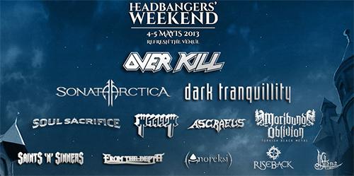 Headbangers' Weekend