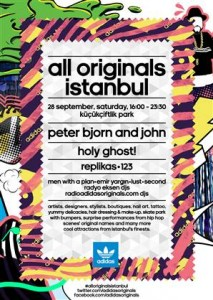 all Originals Party