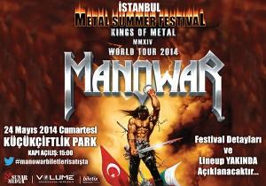 Metal Summer Festival 2014