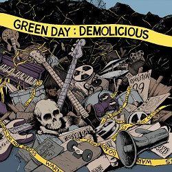 Green-Day-Demolicious-album-cover-art