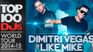 Top 100DJs World Tour - Dimitri Vegas - Like Mike
